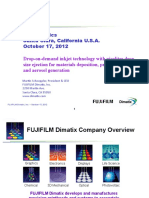 FUJIFILM Dimatix PDF Brochure