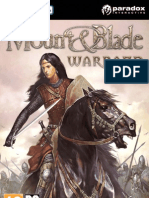 Mount and Blade - Warband - Manual - PC