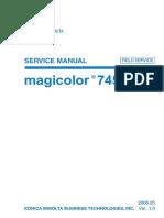 Magicolor 7450 Manual de Servicio.pdf