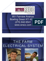 The Farm Electrical System