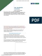 Estrutura Da Redação Enem_ Introdução, Desenvolvimento, Conclusão