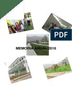 Memoria Anual 2018 Gdur