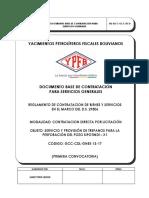 DBC SERVICIO Y PROVISIÓN TREPANOS SIP-X1.docx