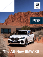 Ficha técnica The All-New BMW X5 xDrive30d M Sport