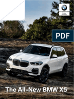 Ficha técnica The All-New BMW X5 xDrive30d Executive