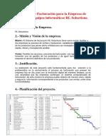 Sistema de Facturación para la Empresa de ventas de equipos informáticos RL Soluctions..docx