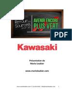 Cahier Kawasaki - MLSolution
