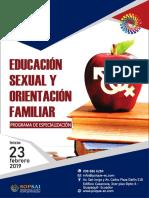 Congreso de Mediación Escolar Ficha Inscripción