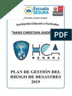 PLAN DE GESTIÓN DEL RIESGO DE DESASTRES 2019.docx