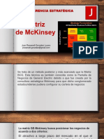J Matriz de McKinsey