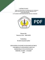 Laporan Kasus Cardiomegaly RVH Kunayah I4061162034