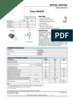DATASHEET-IRFP360