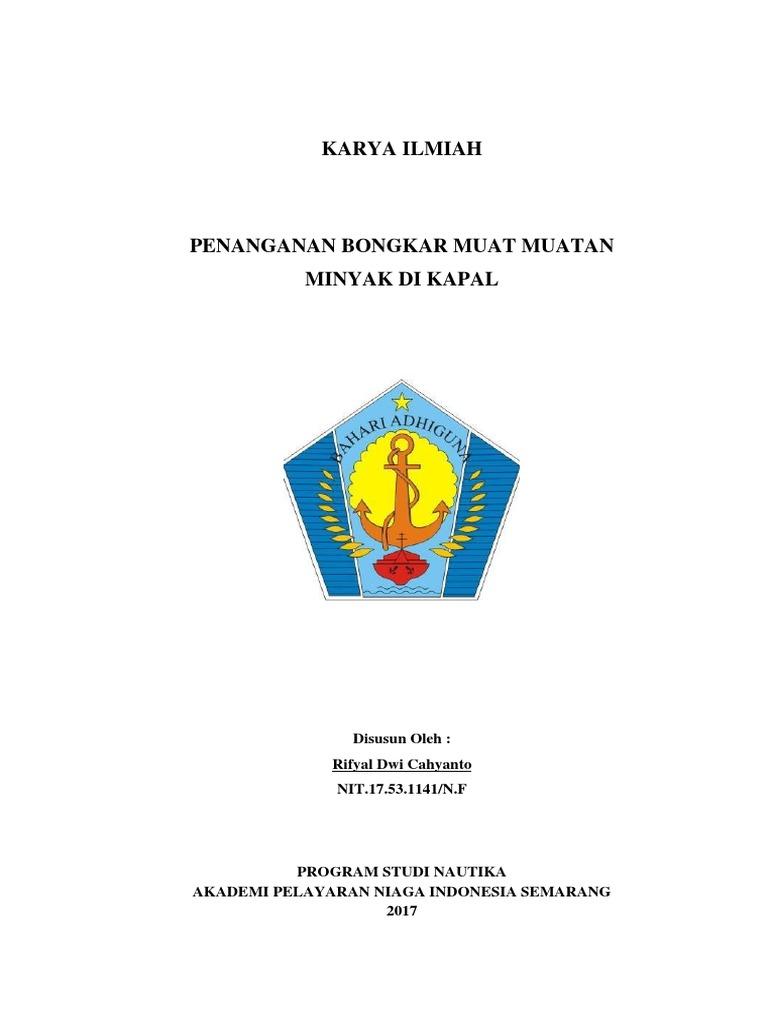 Karya Ilmiah Docx