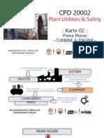 KARTE 02.b Prime Mover (Turbine & Engine)