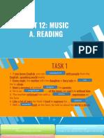 Unit 12- reading- grade 10