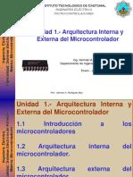 Unidad 1. Arquitectura Interna y Externa del Microcontrolador (1).pdf
