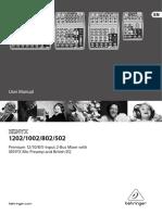 behinger mixer manual.pdf