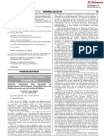 Dec Sup 123-2018-PCM - Reglamento del Sistema Administrativo de Modernización de la Gestión Pública.pdf