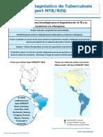 tuberculosis diagnostico colombia 2018