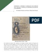 Genealogia Avellar e Almeida - Algumas Notas para Acréscimo e Correção