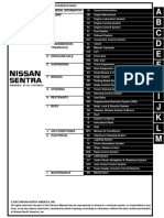 Manual Tecnico Nissan Sentra 2008