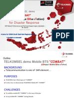 9.Telkomsel COMBAT Demo