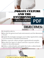 Corporate Culture and the Environment