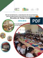 MANUAL DE DISTRIBUCION PETC  2018-2019.docx