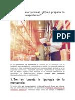 Transporte internacional - como preparar la carga para una exportacion.docx