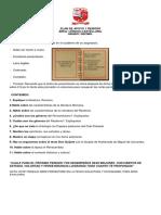Plan de Apoyo 1 Periodo Español de Los Grado Decimo