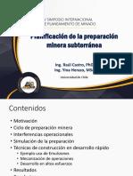 RAUL CASTRO - Planificacion_preparacion_minera