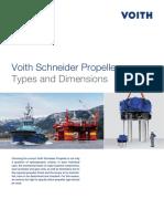 1870 e g1997 en Voith Schneider Propeller Vsp Types Dimensions