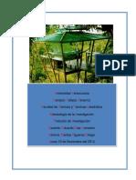 Metodologia de Materiales Sustentables Ciencias y Técnicas Estadisticas