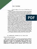 Mendieta y Nuñez Lucio, El problema agrario en el Siglo XIX.pdf