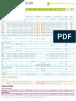 Calendario Del Curso Aprender Aleman en Alemania 2019
