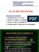 Exposicion Final - Plan de Negocio