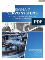 YASKAWA SIGMA-7 SERVO SYSTEMS AC SERVO DRIVES AND MOTORS TECHNICAL SUPPLEMENT.pdf