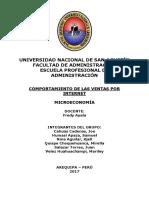 COMPORTAMIENTO DE LAS VENTAS POR INTERNET- MICROECONOMÍA.docx