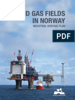 Oil Fields in Norway