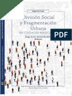 Diaz Verónica, Segregación Socioespacial y Cambios en Prácticas Sociales Tlajomulco 2018