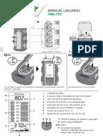 Manual Hml703