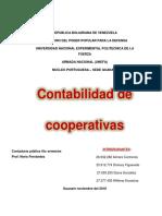Fondos de las cooperativas