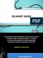 Ppt Proposal TA Komang