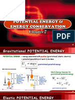 Phys10 Chap7 PotentialEnergy&Conservation