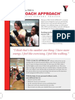 Coach Approach Flyer for Members