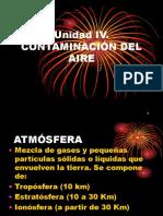 PRESENTACION UNIDAD IV CONTAMINACIÓN DEL AIRE.pdf