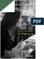 Agnes Martin-Lugan - La Vie Est Facile Ne t Inqui