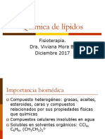 Química de Lípidos