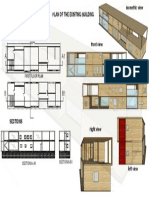 plan and view of existing building.pdf