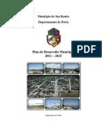 PDM MUNICIPIO DE SAN BENITO.pdf